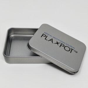 PLAXPOT Needle Tin