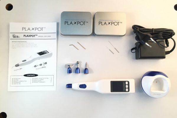 plaxpot plasma arc device