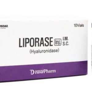 Liporase Hyaluronidase Solution